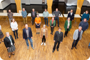 Neuer Gemeinderat © Sabina Saurer